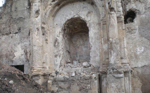 La seconda campagna di scavi (ott.2009)